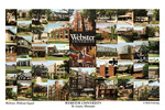 Webster University Campus Art Print