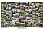Williams College Campus Art Print