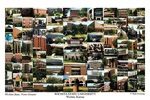 Wichita State University Campus Art Print