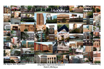 Wayne State University Campus Art Print