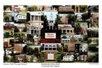 Wabash College Campus Art Print
