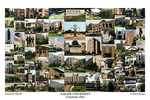 Xavier University Campus Art Print