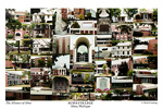 Alma College Campus Art Print