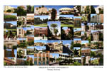 Arizona State University Campus Art Print