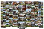 Asbury University Campus Art Print