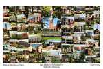 Belmont University Campus Art Print