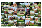 Benedictine College Campus Art Print