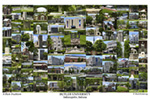 Butler University Campus Art Print