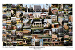 Baylor University Campus Art Print